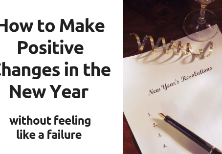 How to Make Positive Changes in the New Year