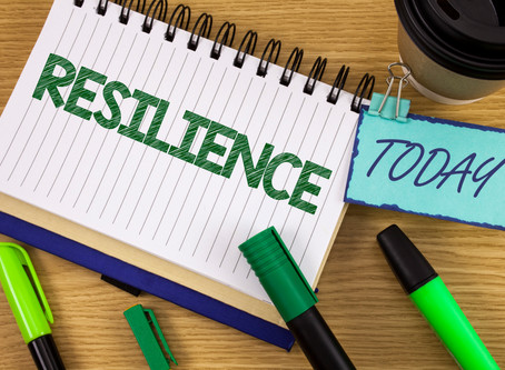 Five Resiliency Habits Worth Keeping from Lockdown