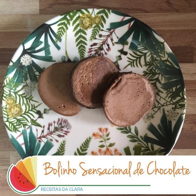 Bolinho Sensacional de Chocolate