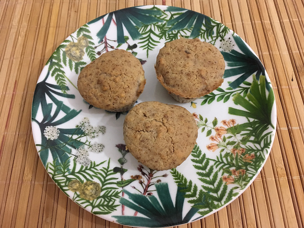 Muffin de Nozes