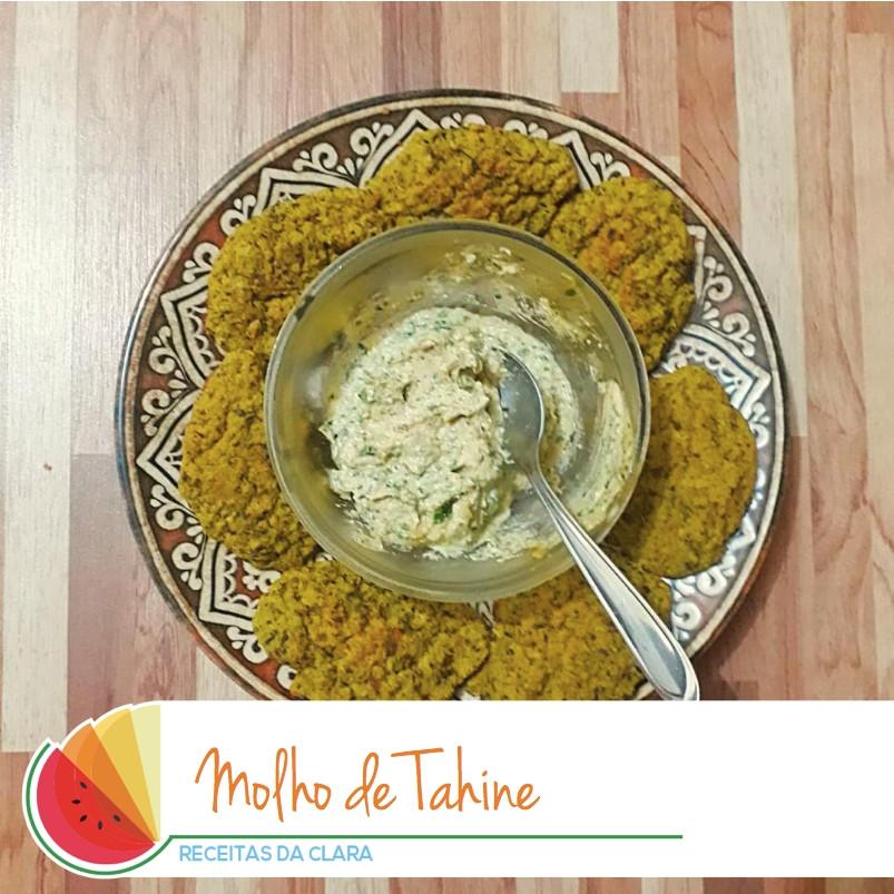 Molho de Tahine