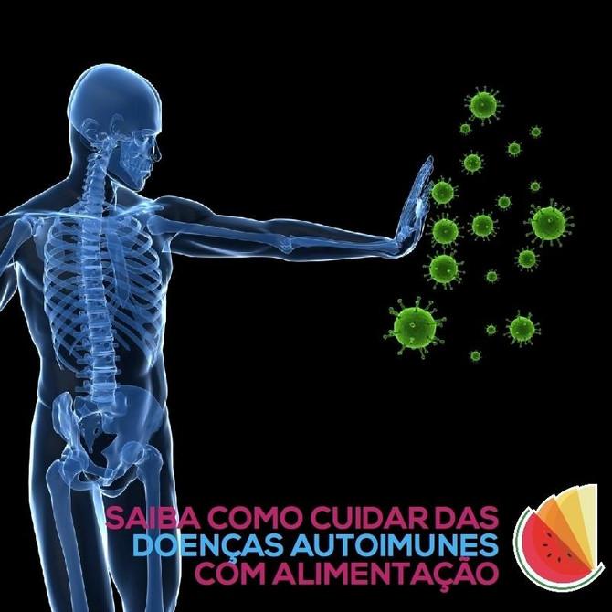 Saiba como cuidar das doenças autoimunes com alimentação