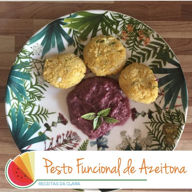 Pesto Funcional de Azeitona