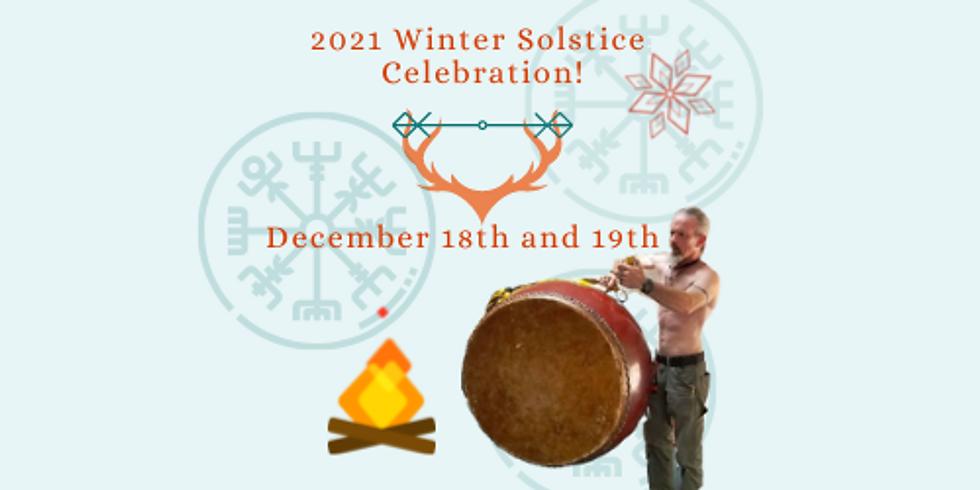 Winter Solstice Retreat With Amanita Dreamer