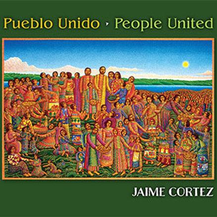 Pueblo Unido/People United CD