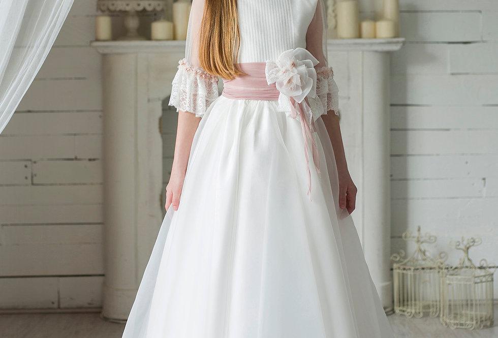 Vestido Niña Gasa