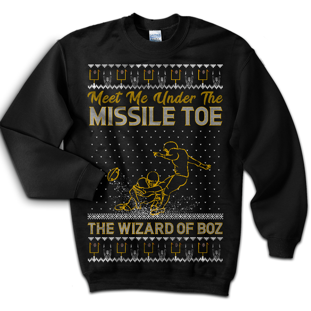 Meet Me Under The Missile Toe