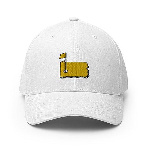 'Pittsburgh Golf' Hometahn Edition - FlexFit Cap