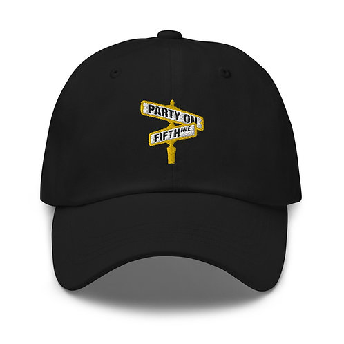 Party on Fifth Ave 'Dad' Hat
