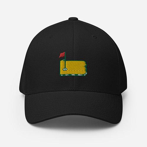Pittsburgh Golf Structured FlexFit Cap