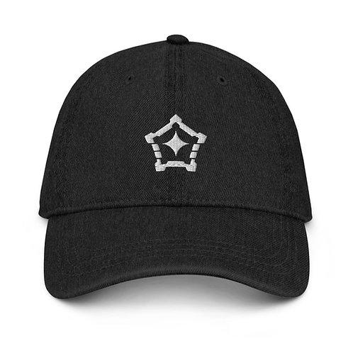 Logo Denim Hat