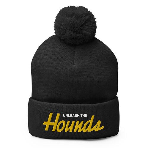 'Unleash the Hounds' Pom Beanie
