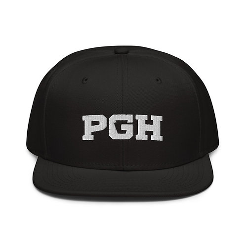 Block PGH Snapback