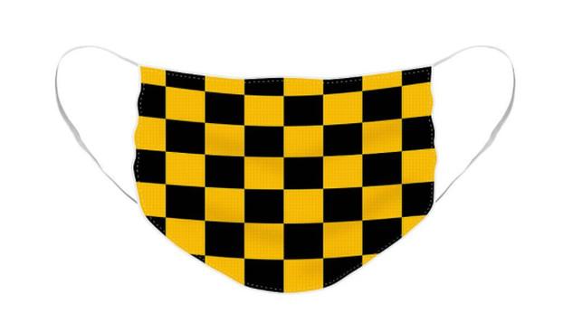 Hounds Checkered Pattern