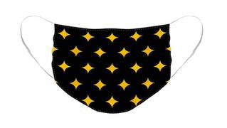 Hypo Pattern (Gold on Black)