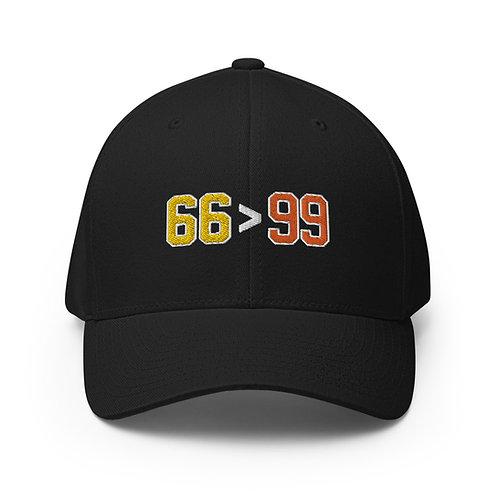 66 > 99 FlexFit Cap