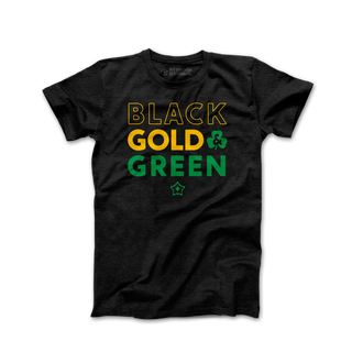 Black Gold & Green