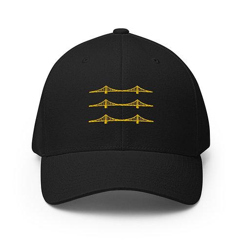 Sister Bridges Structured FlexFit Cap