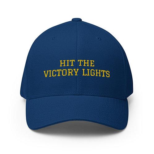 Hit The Victory Lights FlexFit Cap