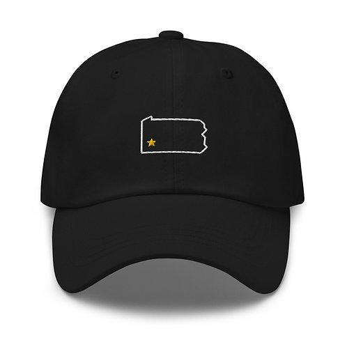 PGH,PA 'Dad' Hat