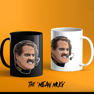 "The ""Mean Mug"""