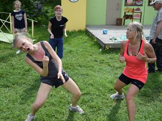 Kuidas Alle-Saijal lavavõitlust õpiti