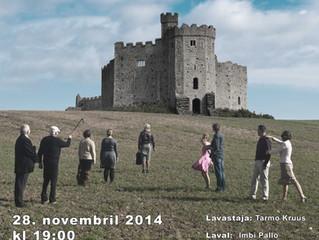 Lugu otsimisest, kaotamisest ja leidmisest esietendub 28. novembril