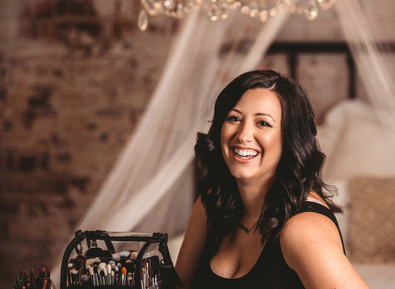Small Business Feature - Makeup by Grace