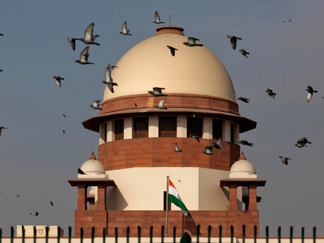 What has been the result of efforts aiming to seek accountability from the highest court in India?