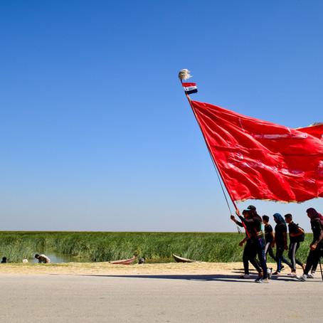Breach of International Law: Iraq's desperate struggle and US' stubbornness