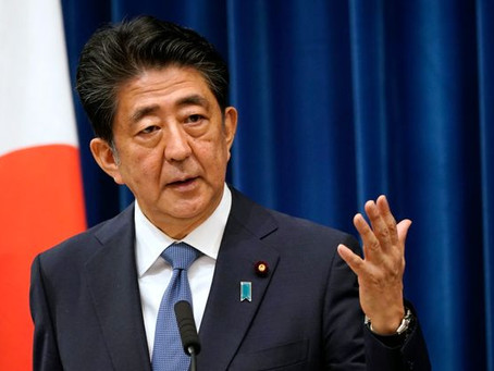 Farewell Abe-What's Next for Japan