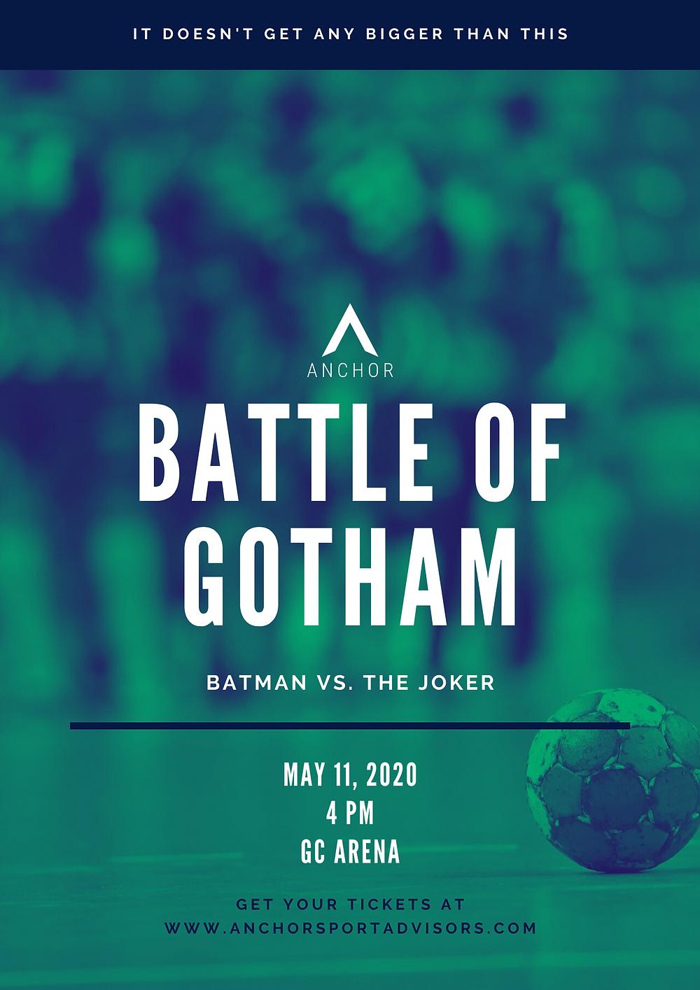 Game Poster for Social Media