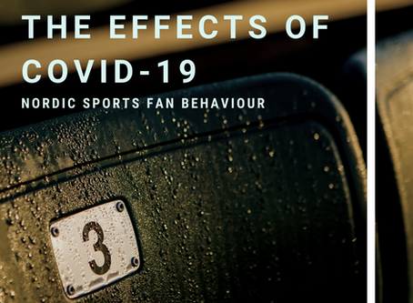 Nordic Sport Fans and Returning to the Stands - a Short Study