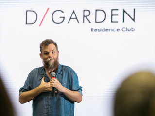 Lançamento D Garden Dimas