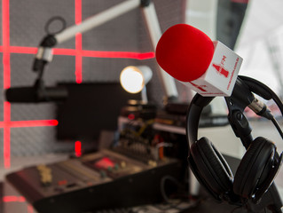 Estúdio CocaCola FM