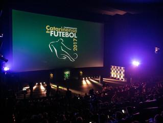 Premiação Campeonato Catarinense de Futebol