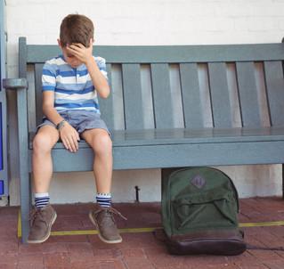 Mochilas escolares ¡Un verdadero dolor de espalda!