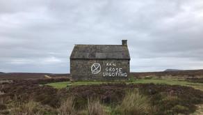 How Extinction Rebellion target UK grouse moors
