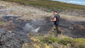 Peak District wildfire under control thanks to quick-thinking rural workers and moorland management