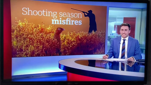 BBC Look North highlights the economic impact of grouse shooting on rural communities