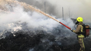 Huge wildfire breaks out on National Trust moorland on which no controlled burning took place