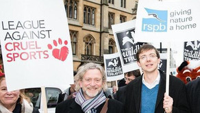 There is now little difference between the RSPB and the League Against Cruel Sports