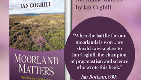 Former DEFRA Secretary laments  'Authoritarian Conservation'  in new book about the Moorlands