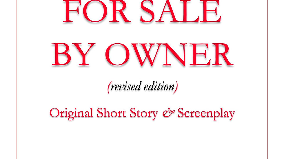 For Sale By Owner (revised edition)
