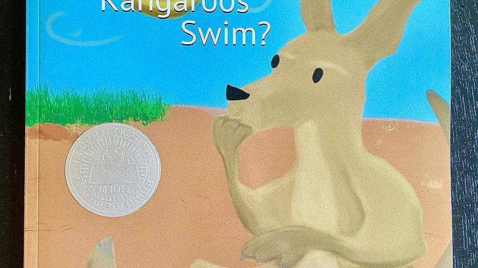 Do Kangaroos Swim?