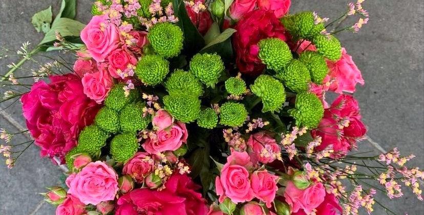 """Bouquet """"Tess"""""""
