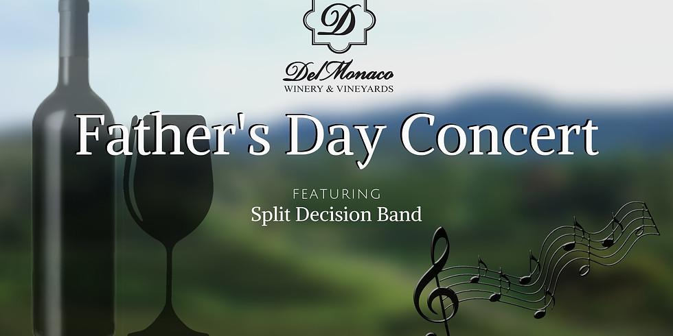 Father's Day Concert with Split Decision