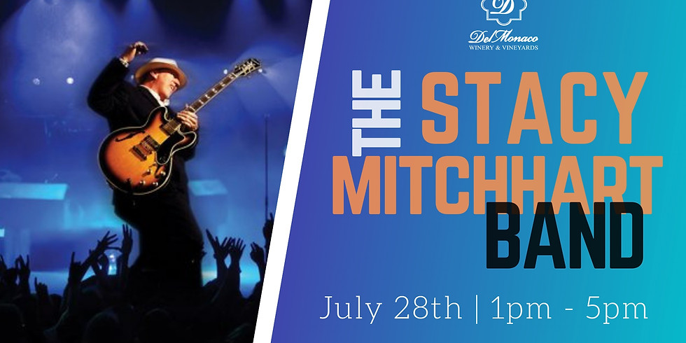 The Stacy Mitchhart Band at DelMonaco Winery