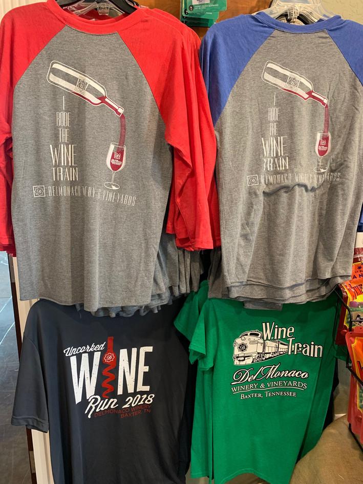 DelMonaco T-shirts