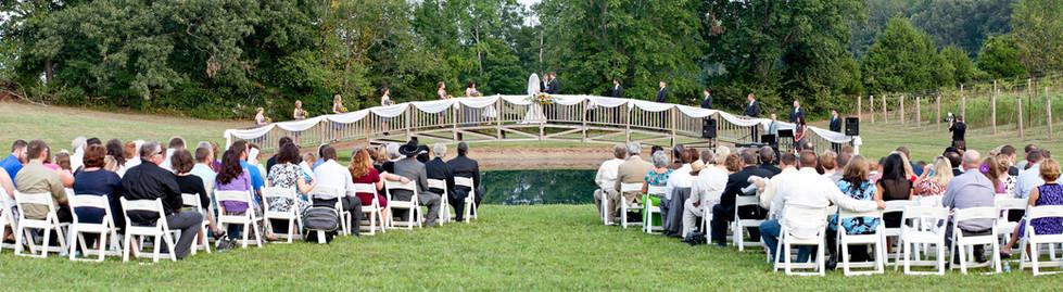 Wedding on the Bridge
